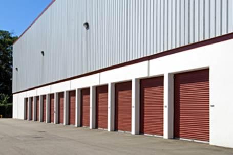 Heated Self Storage Units Drive Up
