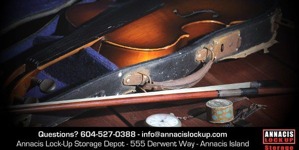 storing music instrument climate control storage