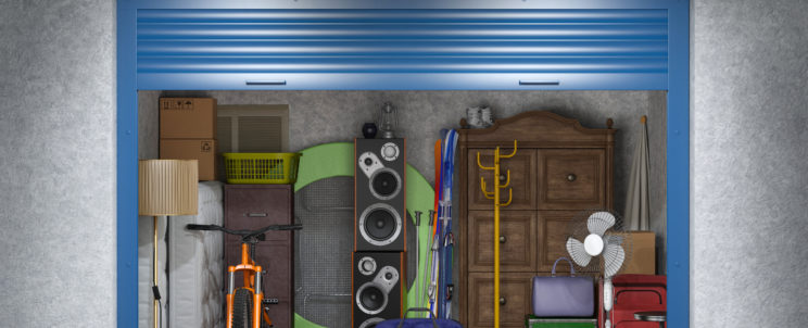 Maximizing Space in Storage Facilities