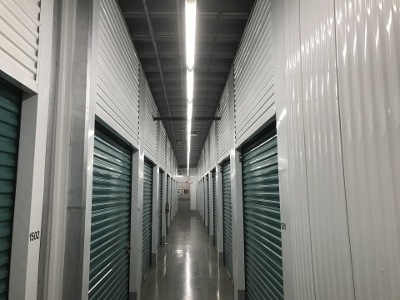 Our Delta Self Storage units are made of Climate controlled concrete and steel construction