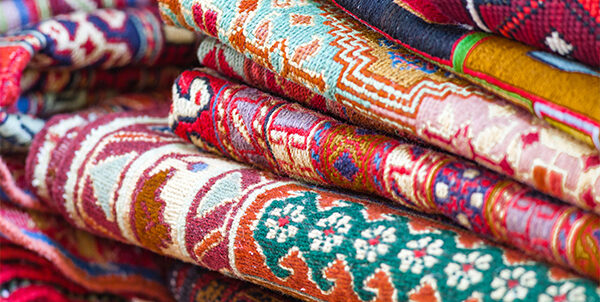 learn how to store your rugs and save space